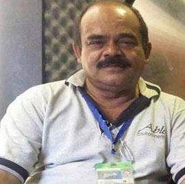 Late technican Arshad Ali Jaffery